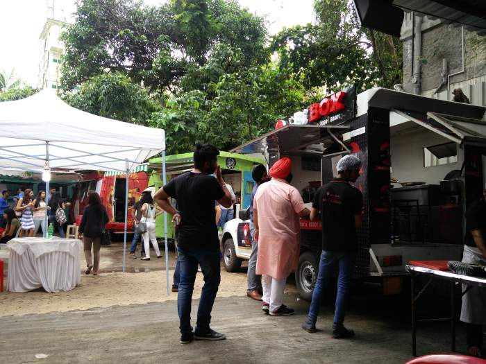 Food Truck Pali Hill