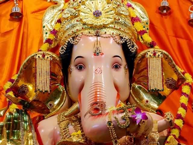 GSB Mandal Ganesha