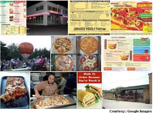 Garcias Pizza Outlets