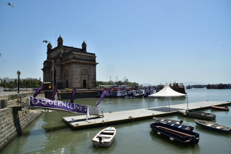 Gateway Of India Ferries Halted Services