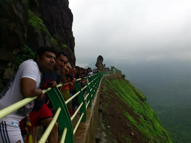 Ghat View Point Location