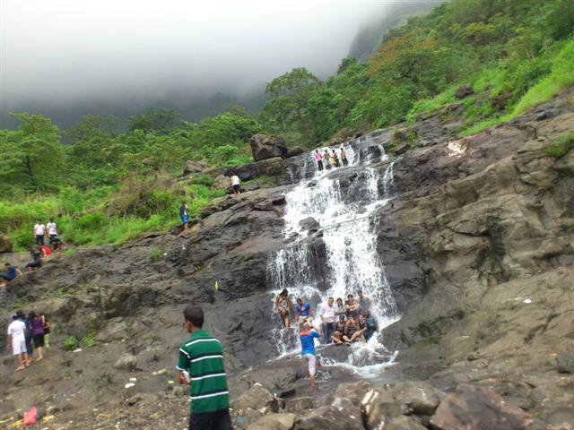 Malshej Ghat Special Waterfalls