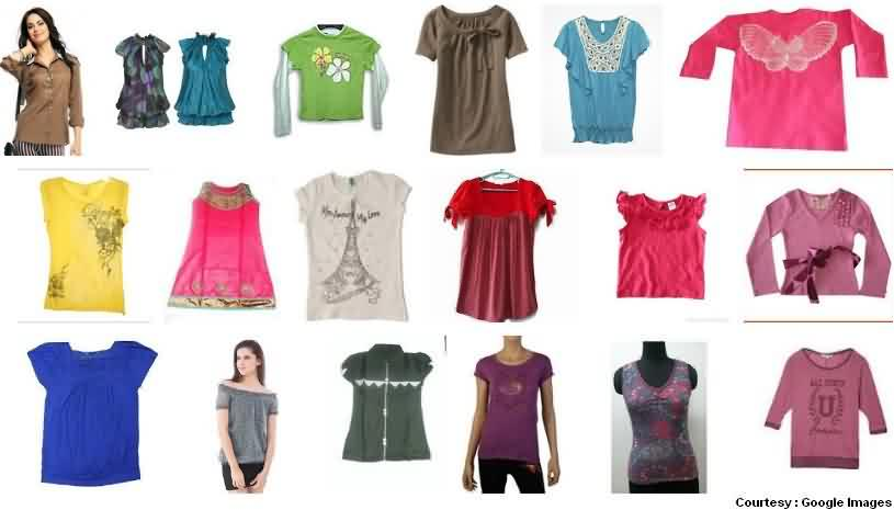Ladies Tops In Mumbai Latest Trendy Fashion Tops Companies