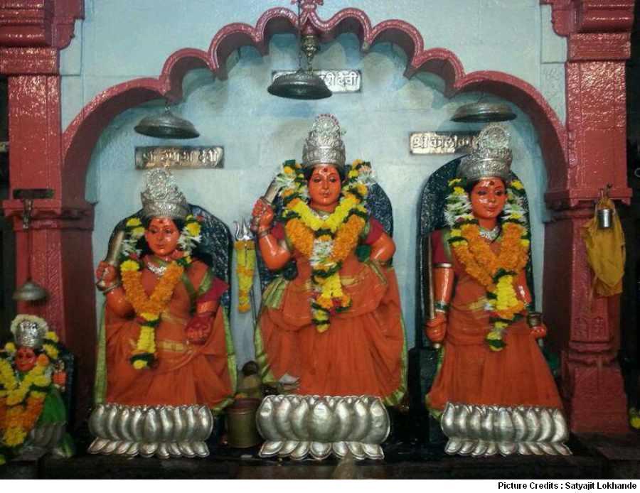 Goddess Vajreshwari