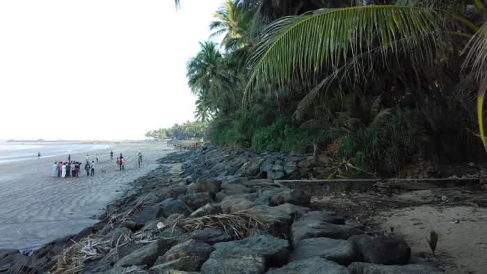 Gorai Beach Sea Shore