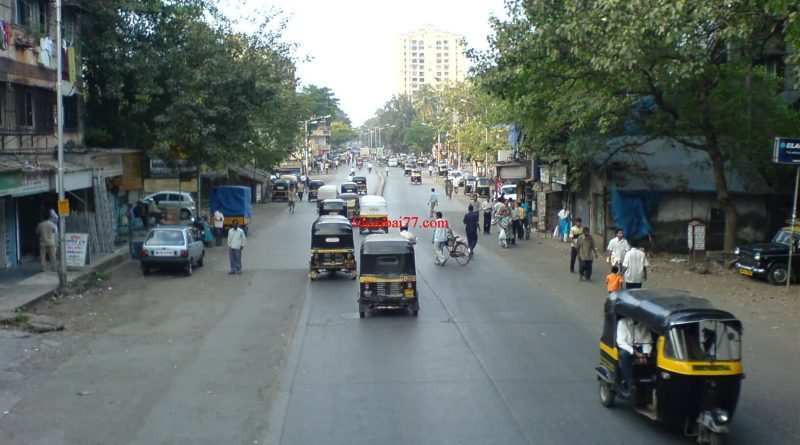 Goregaon Station Road