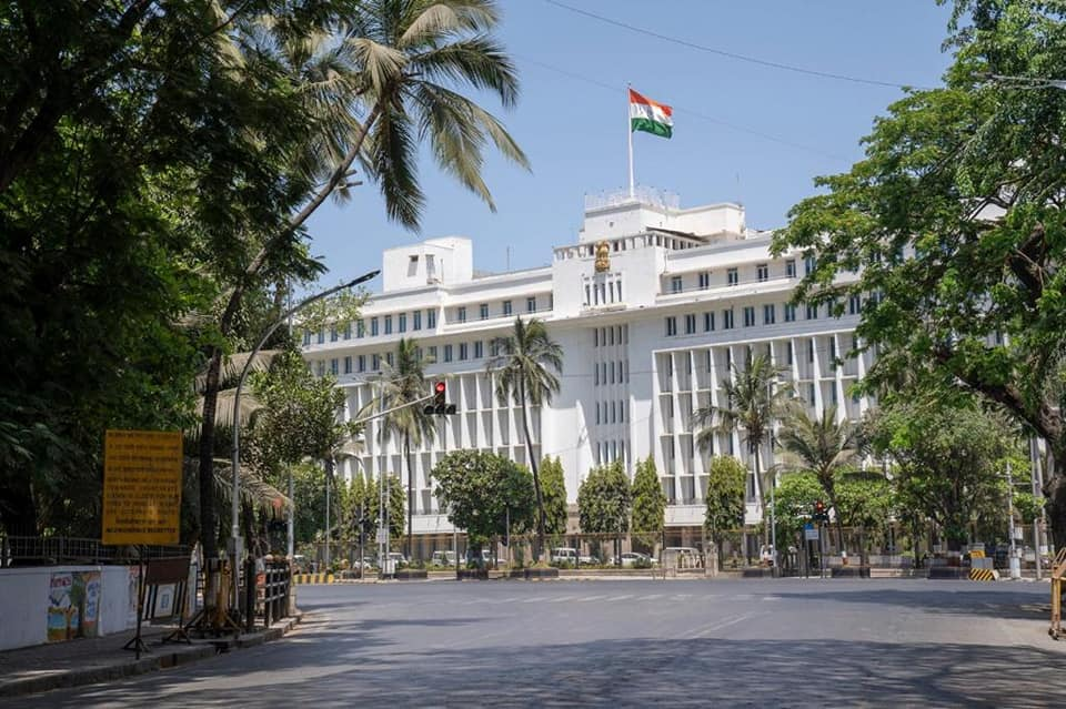 Government Offices Shut in Mumbai