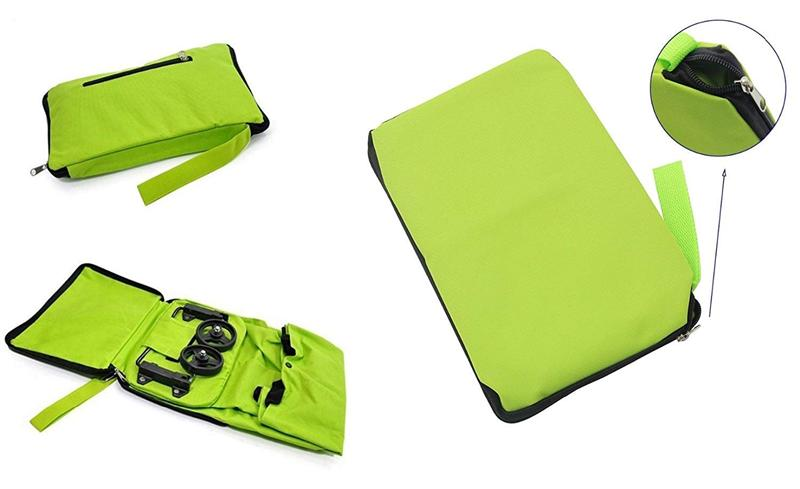 Green-Shopping-Trolley-Bag-Foldable2