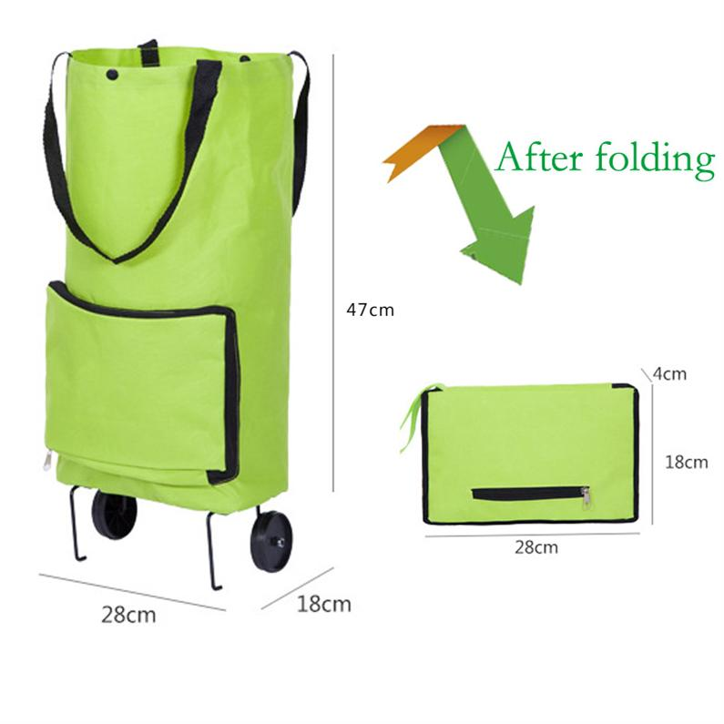 Green-Shopping-Trolley-Bag-Foldable3