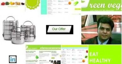 Green Veggie Tiffin Services Mumbai