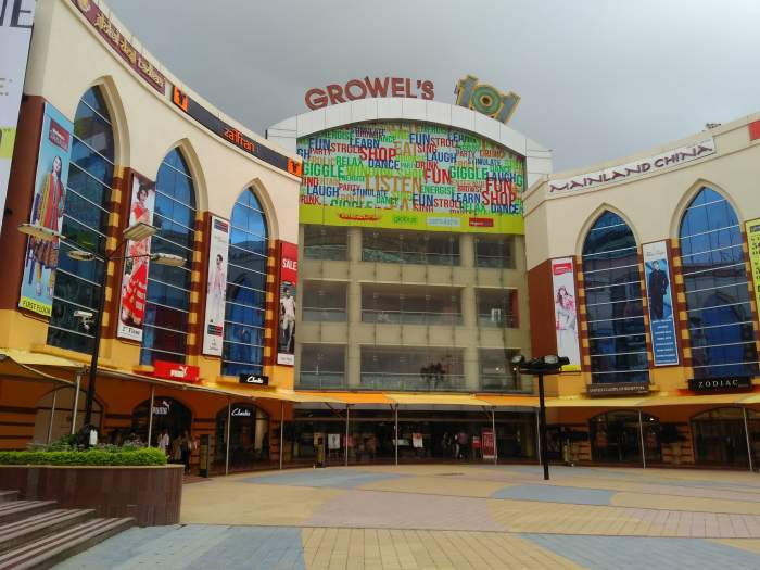 Growels 101 Mall