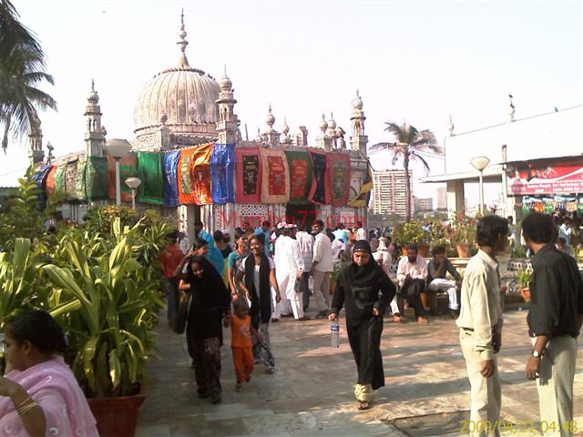 Haji Ali Tomb