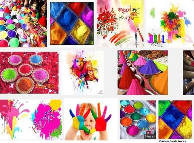 Holi Festive in Mumbai