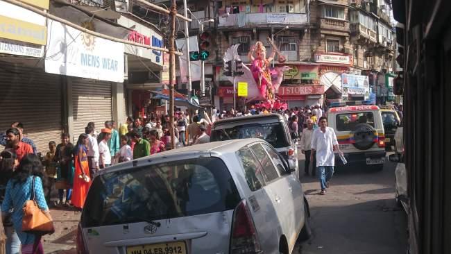 Huge Ganesh Idol