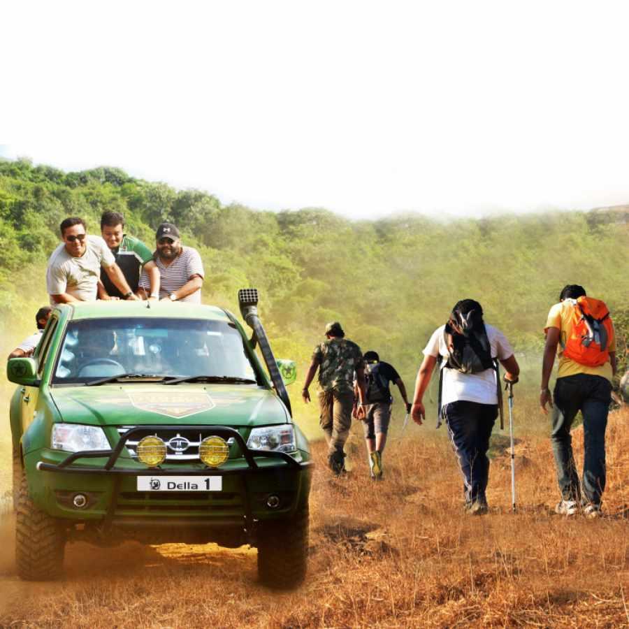 Trekking Adventure in Monsoon