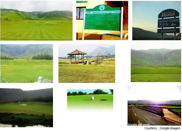 Kharghar Golf Course