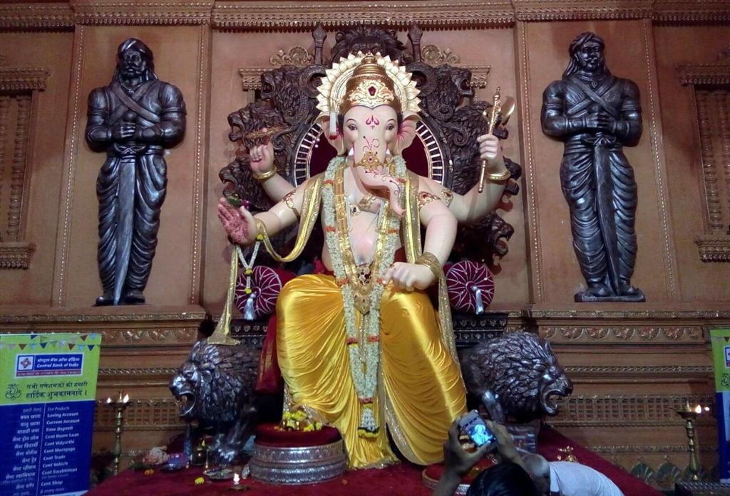 Khetwadicha Ganraj 12th Lane
