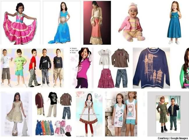 Kids Wear in Mumbai