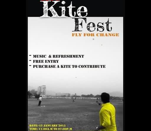 Virar Kite Festival 2015