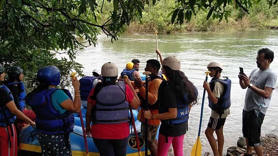 Kundalika Rafting Group