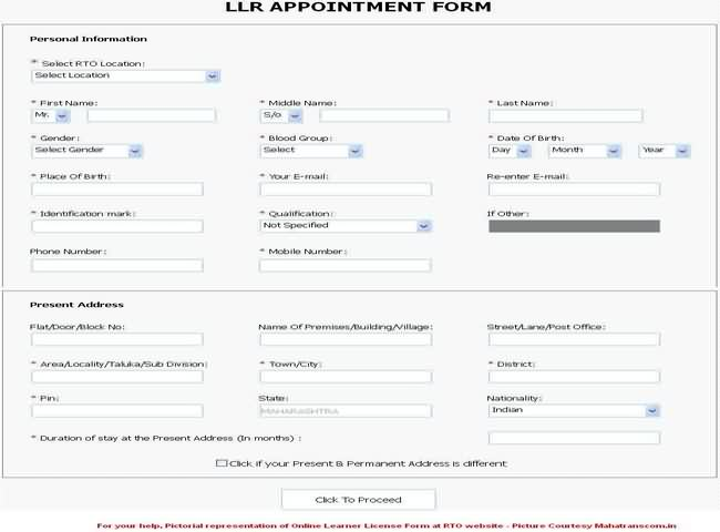 driving licence application form - Timiz.conceptzmusic.co