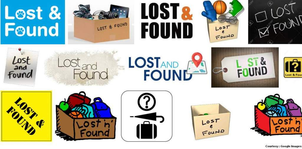 LOST + FOUND in Buses
