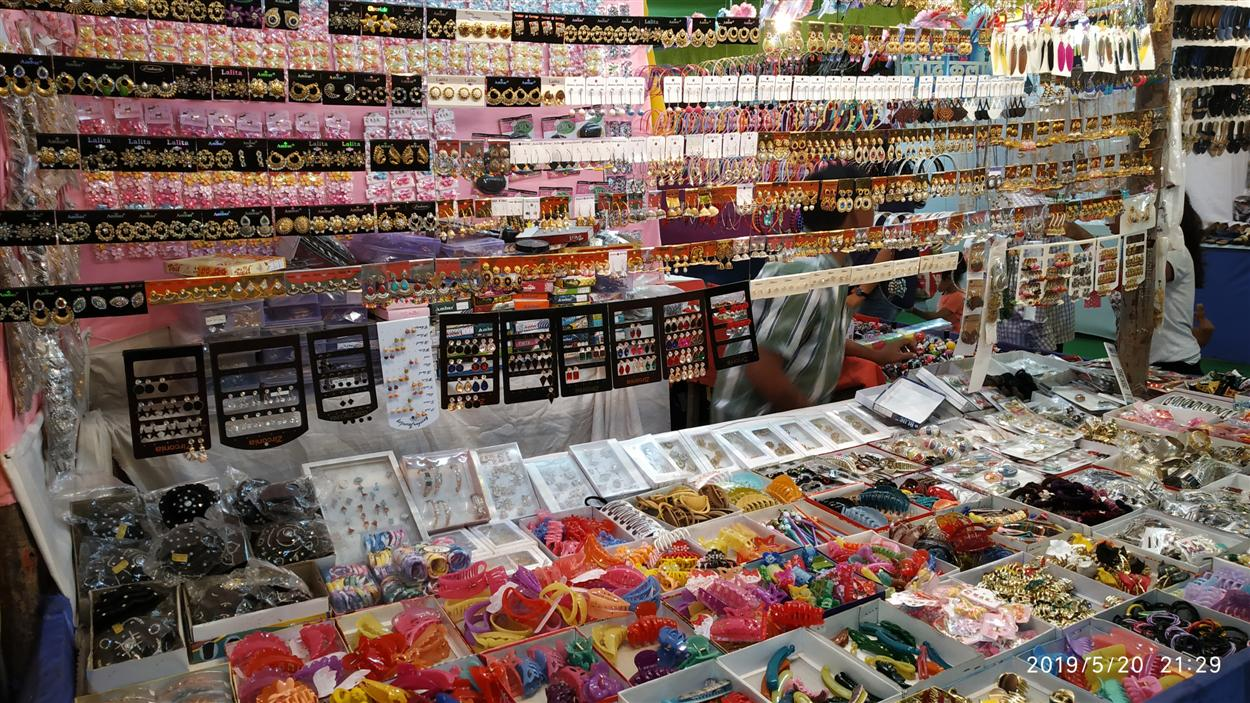 Ladies Accessories Stall