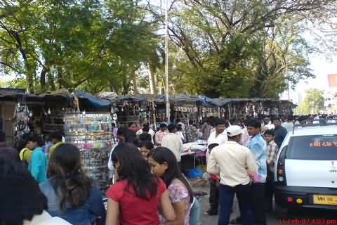 Linking Road Bandra