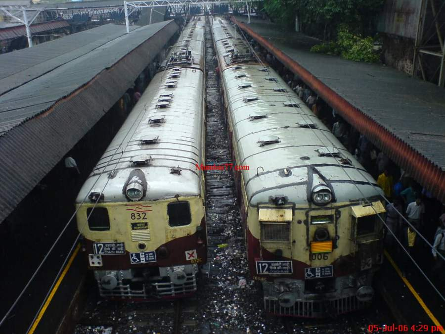 Andheri to Virar Slow Trains