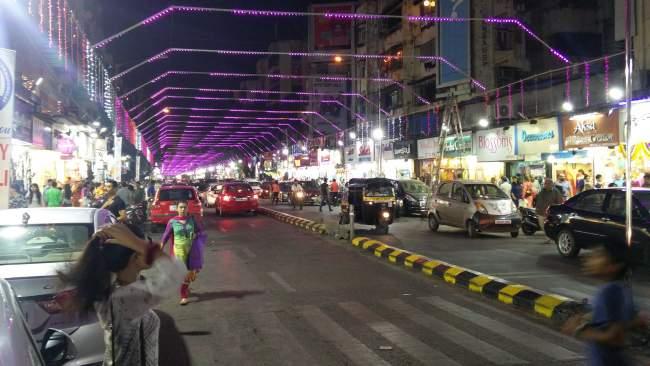Lokhandwala Diwali Lights