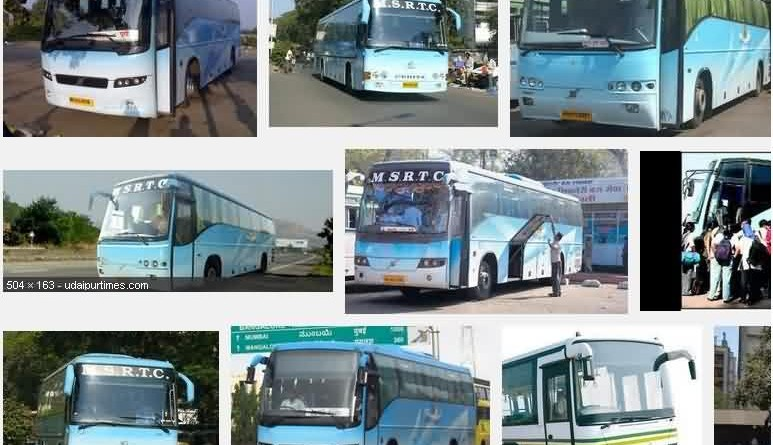 MSRTC AC buses