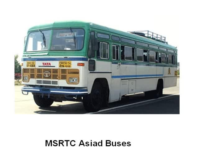 Mumbai to Pune Shivneri Buses