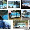 MSRTC Shivneri Volvo Deluxe Buses
