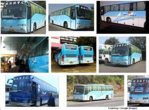 Shivneri Volvo Buses