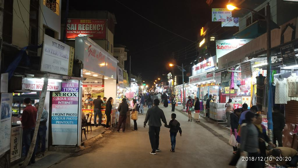 Mahabaleshwar Market