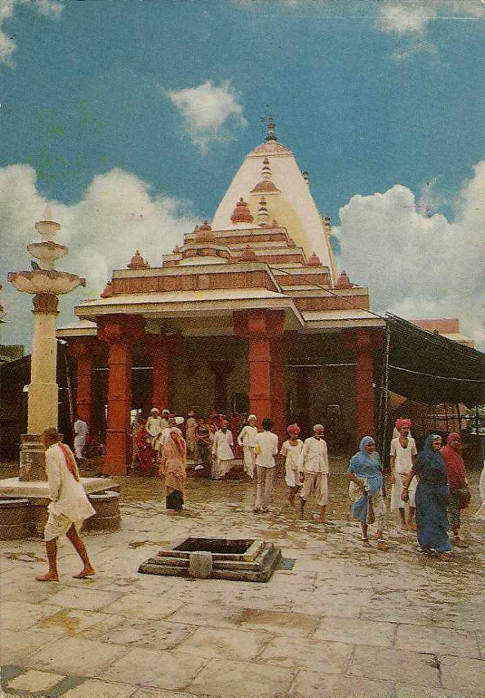 Main Mahalakshmi Temple