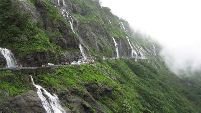 Malshej Waterfalls