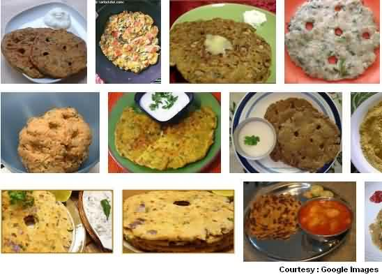 Typical Marathi Food Plate