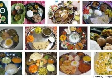 Marathi Thali