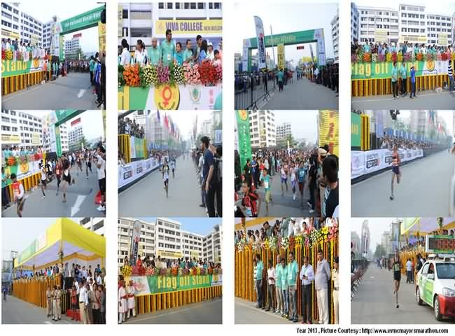 VVMM Marathon-2013