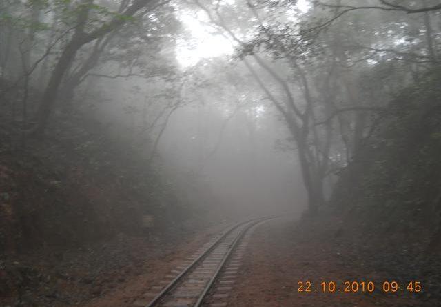 Matheran Fog