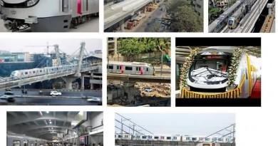 New Metro Trains in Mumbai