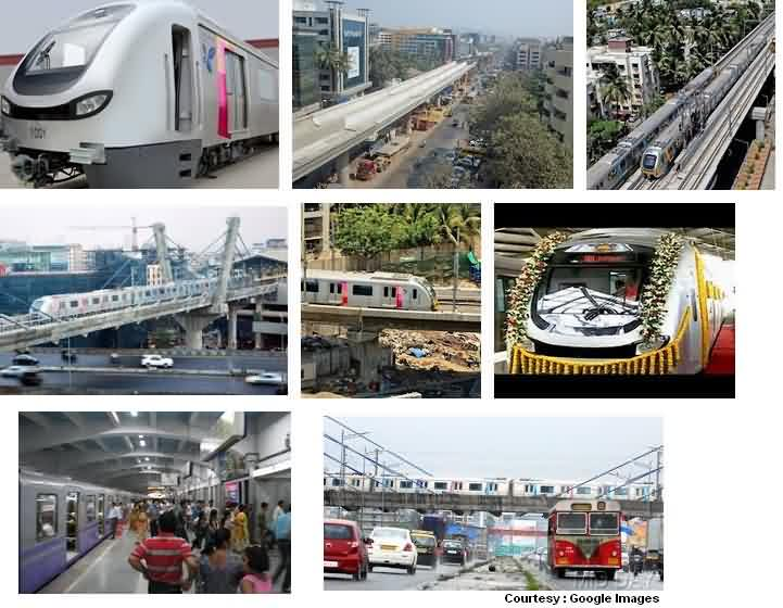New Metro Trains in Mumbai