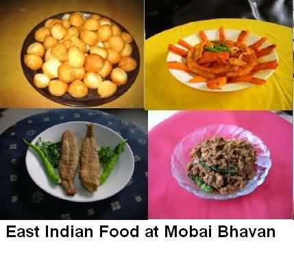 Mobai Bhavan Traditional Food