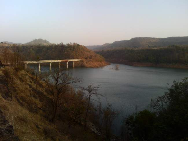 Modak Sagar AKA Lower Vaitarna Lake