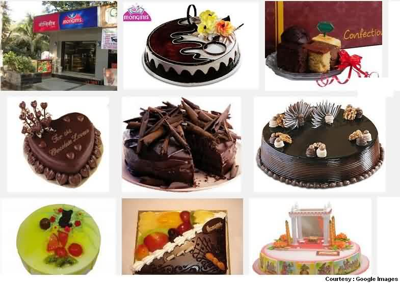 Monginis Shop Cakes