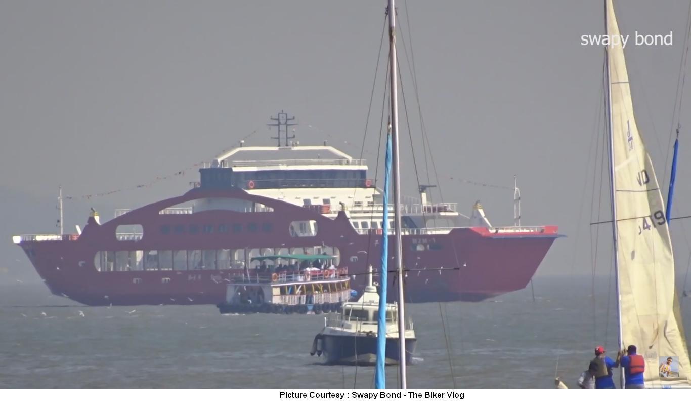 Mumbai Alibaug Mandwa Ro-Ro Ship