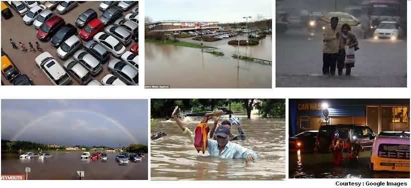 Another Monsoon Flood Picture