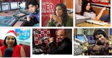 Mumbai Radio Channel Rj's