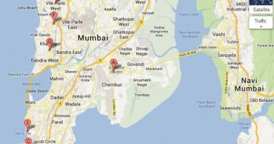 Mumbai Zones Wards
